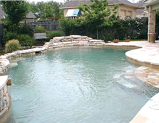 Diamond Brite Pool Finishes Lighthouse Point Crystal